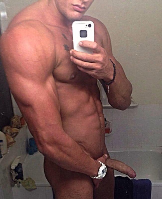 Nice Muscular Cock