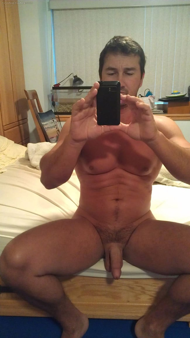 Massive Naked Dude