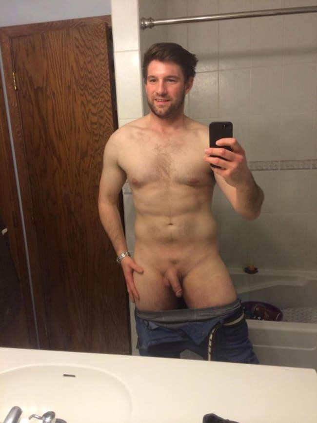 Chubby Fella's Dick