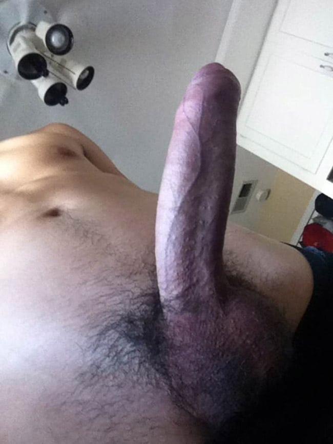 Big Uncut Penis
