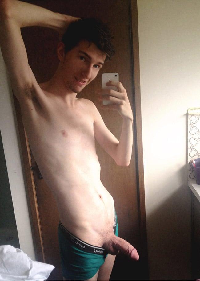 Skinny Boy's Dick