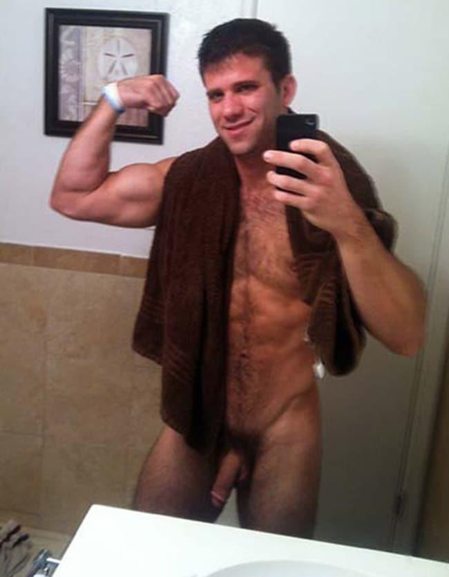 Hairy Man's Dick